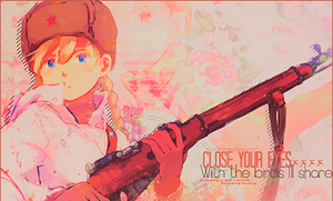 Close your eyes by Posianino