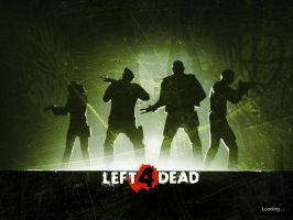 left 4 dead by Dark-blood-angel
