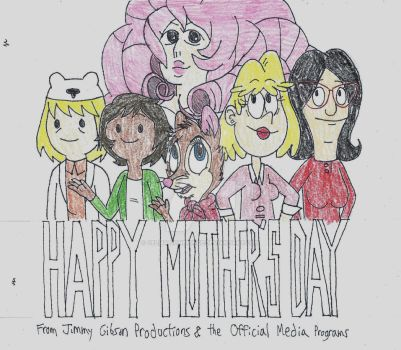 Happy Mother's Day! by CelmationPrince