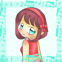 Portrait Of A Music Prodigy by Sakurarmarie