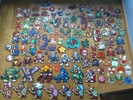 My Perler beads Collection by nick3529