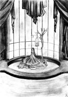 The Caged Bird by Lunatia