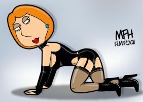 Lois Griffin Glamour Pose 1 by mej073