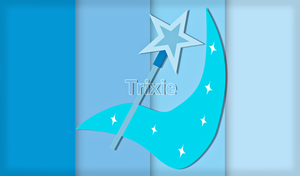 Trixie CM Wallpaper by alanfernandoflores01