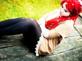 Flaky Cosplay by MisakiCircus