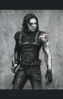 Winter Soldier by Allinor