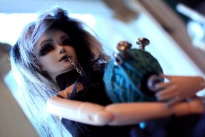 Nexxus BJD by StickyRice43