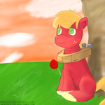 Colt Big Macintosh by HarpsichordArt