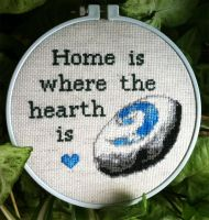 Home Is Where The Hearth Is by kisutra
