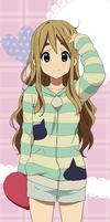 Mugi Vector (With BG) by NFGL