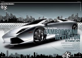 LAMBORGHINI articles II by IVYangelica