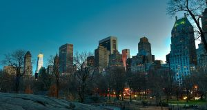 Central Park South by wmandra