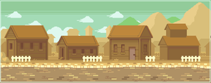 House pixelart by Neoriceisgood