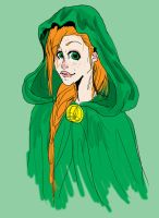 APH: Ireland Sketchdoodle by TheInkgirl