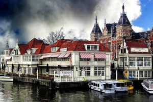 Amsterdam by JacqChristiaan