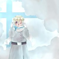 APH - Cold Winter in Finland by LullaTheOtaku