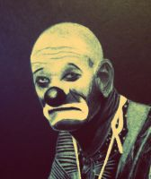 Frustrated Clown by timonlover123