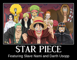 One Piece Motivational Poster 55 by slyboyseth