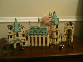 HP Lego Castle by InuyashaRules6596