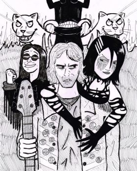 Brutal Lennon by the-big-twinkie