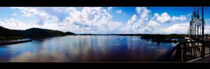 Arkansas River Damorama by joelht74