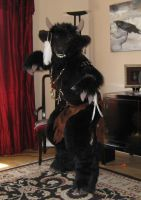 Minotaur Costume by temperance