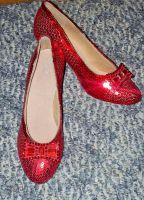 I Love My Ruby Slippers by TheWizardofOzzy