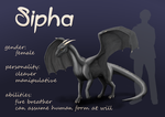 [PC] Sipha reference by Kalia24