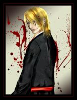 Dead Boy's Poem - Kira Izuru by beautifully-twisted
