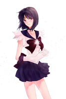 Sailor Saturn by Y-Alsh