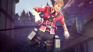Horseface by hunterscout