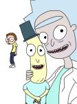 *(sorta) REQUEST* Rick, Morty, and Other by AnimatedGeek100