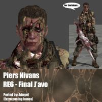 Piers Nivans RE6 Final J'avo by Adngel