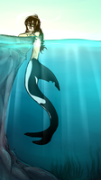 Orca butt. by Lilyfer