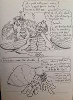 Things about female insects... by Multifreak99
