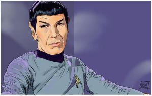Mr.Spock web by wendistrangfrost