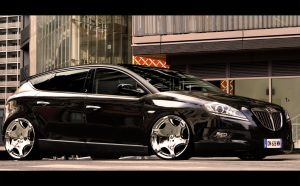 Lancia Delta VIP Edition. by Fonty-Designs