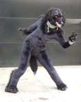 Hellsing Demon Dog /Hellhound Costume by Why-Not-Chaos