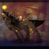 Shinlai Art Trade 2011 Riya by HolyFrap
