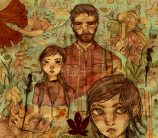the last of us by Mebuu