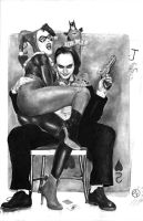 Joker and Harley 2010 by jfife