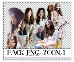 [PNG Pack] Yoona (Req from Yuhyun) by sUJiRim