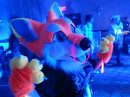 Party all night! - FE 2014 by Mangoswirls