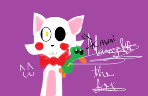 Mangle by chica-fnaf14