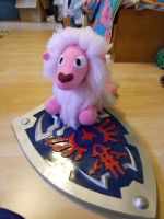 King of Pink Lions by Tsvorla