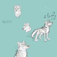 Ruth-early concept by crisisastar15