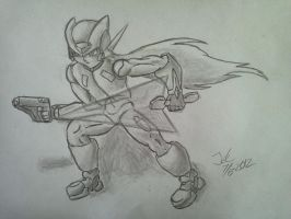 Megaman Zero by ZeroHunter112