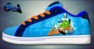 Graffiti Sneaker by The35thChamber