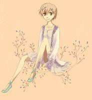 Ouran: Haruhi by Purring-M