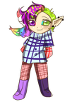 Com: Colorful by Danielle-chan